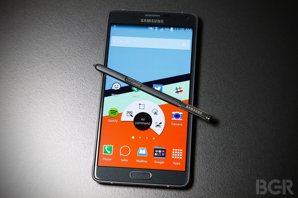 Samsung Galaxy Note 5 Release Date Rumor