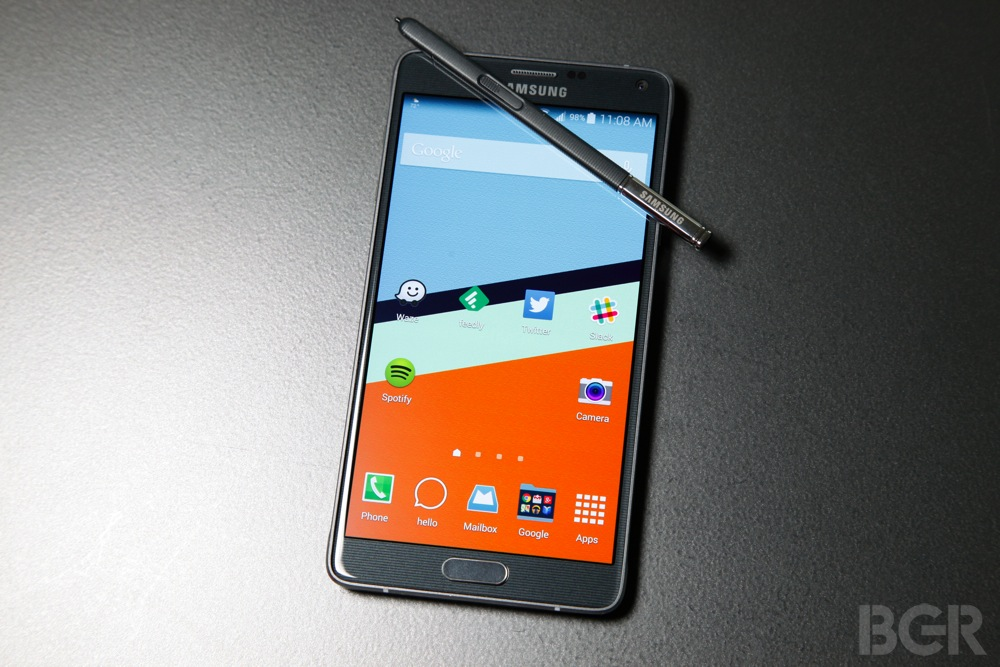 Samsung Galaxy Note 5 Specs Leak