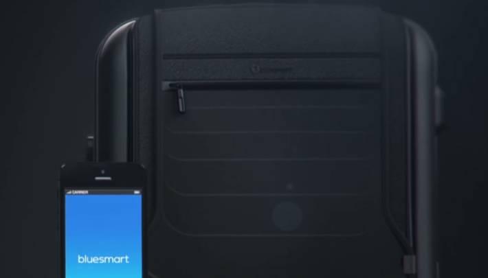Indiegogo: Bluesmart Carry-on Suitcase