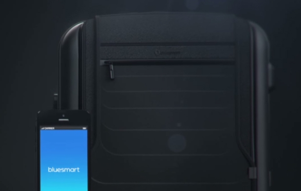 %name Meet Bluesmart, the intelligent carry on luggage of your dreams by Authcom, Nova Scotia\s Internet and Computing Solutions Provider in Kentville, Annapolis Valley