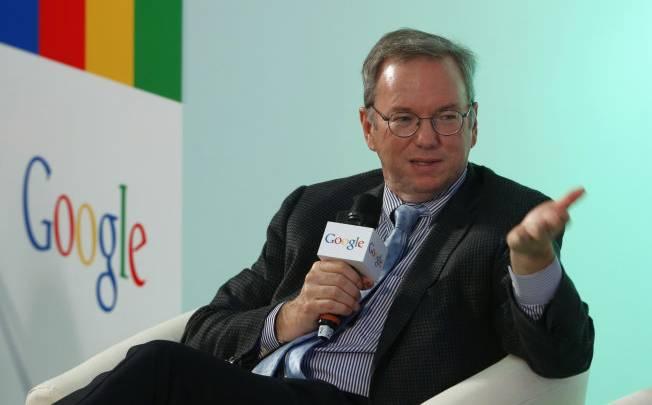 Eric Schmidt Google Search