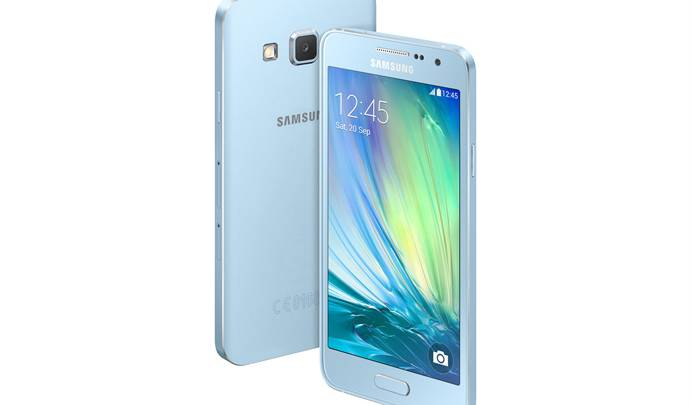Galaxy A3 and A5 Release Date