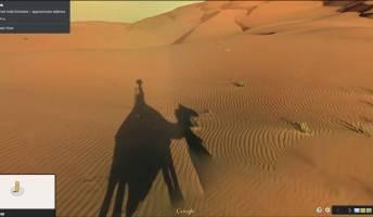 Google Maps Camel Street View