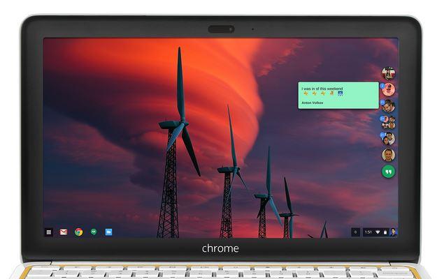 Google Hangouts Desktop App Update