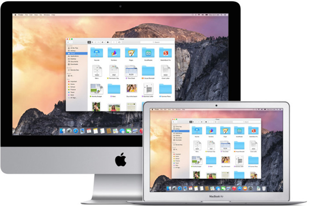 iCloud Saves Unsaved Mac Files