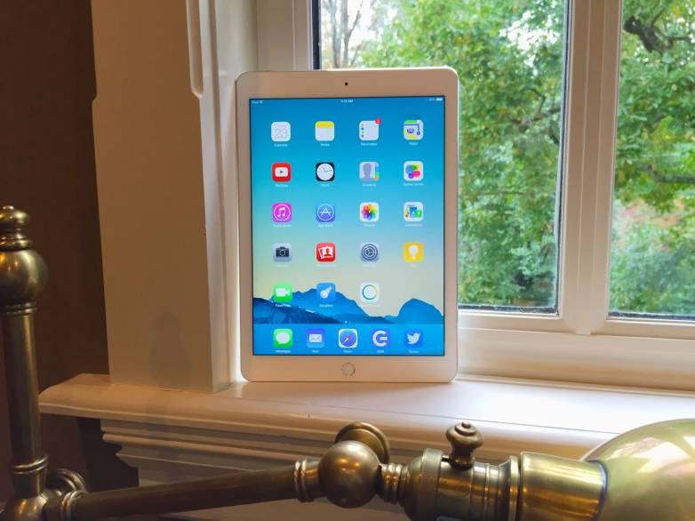 iPad Air 2 Vs. Android Tablets