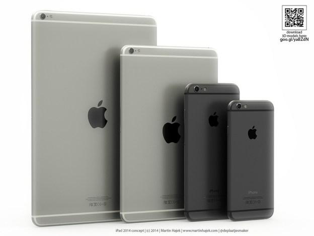 iPad Air 2 Concept 1