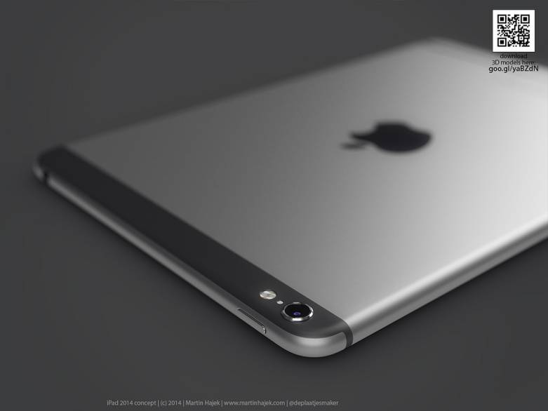 iPad Air 2 Concept Images