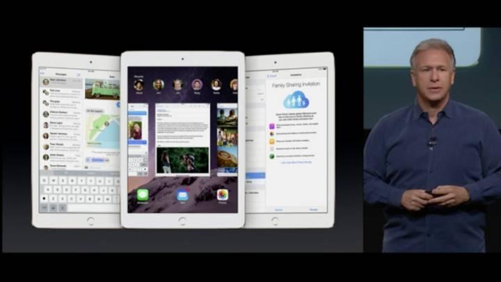 iPad Air 2 vs. Nexus 9 Benchmark