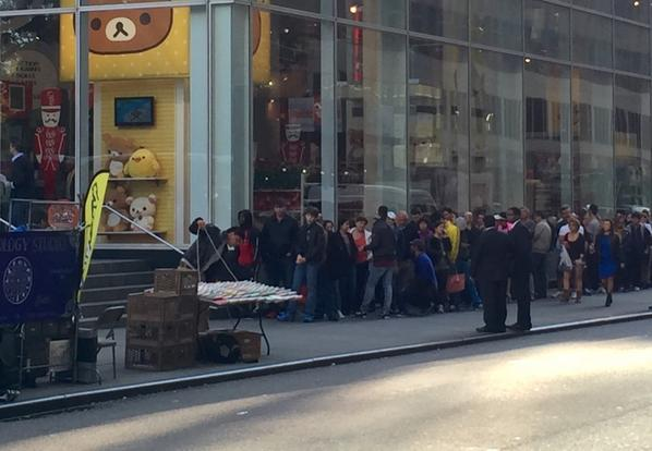 iPhone 6 Lines 1