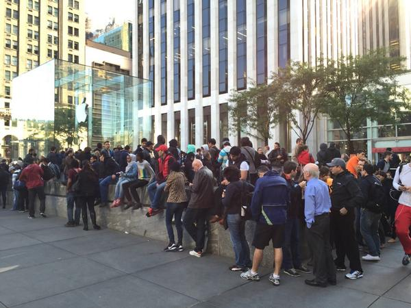 iPhone 6 Lines 2