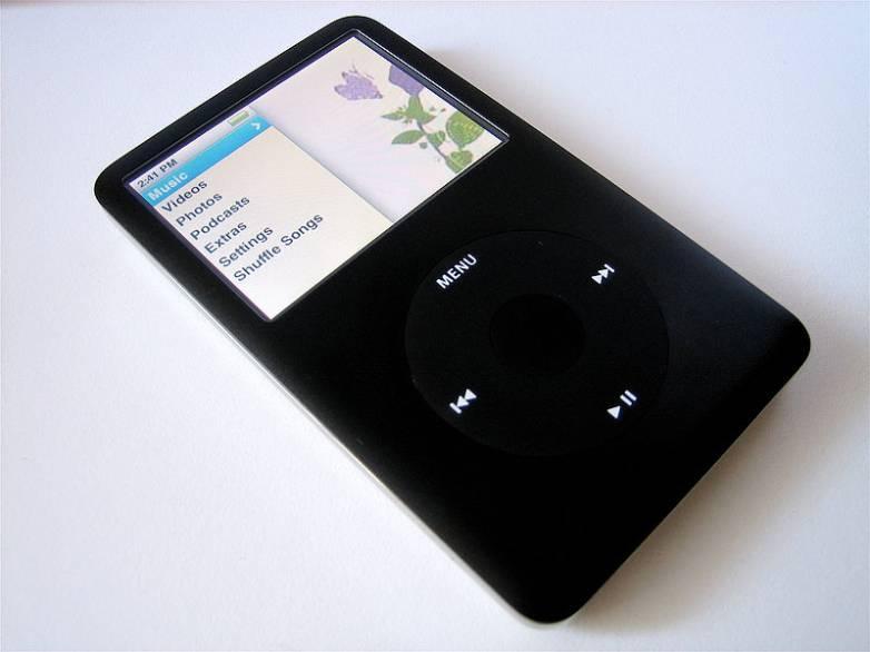 iPod Classic on eBay and Amazon