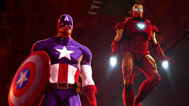 Iron Man Suit GIF Animation