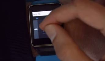 Microsoft Android Wear Keyboard App