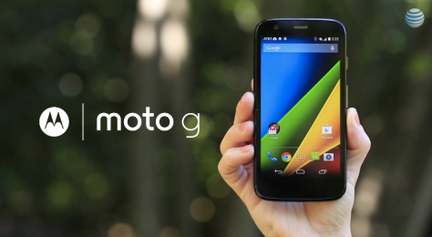 Moto G Off-Contract Price