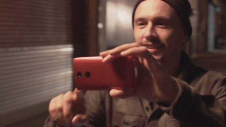 Droid Turbo James Franco TV Commercial