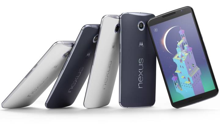 Google Nexus vs Android Silver