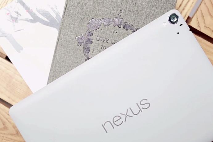Google Nexus 9 Hands On Video
