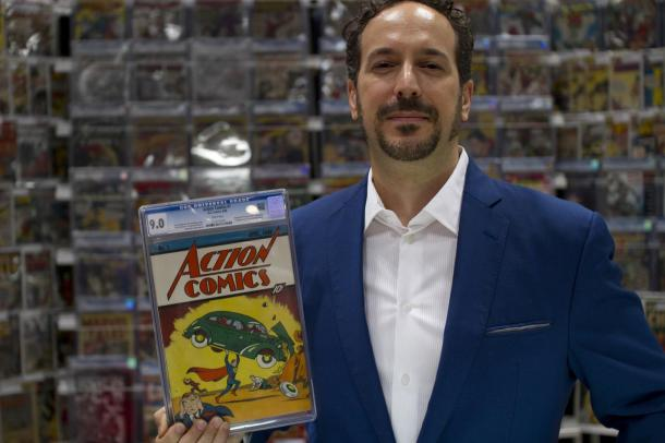 %name You won't believe how much the 9 most expensive pieces of memorabilia at Comic Con cost by Authcom, Nova Scotia\s Internet and Computing Solutions Provider in Kentville, Annapolis Valley