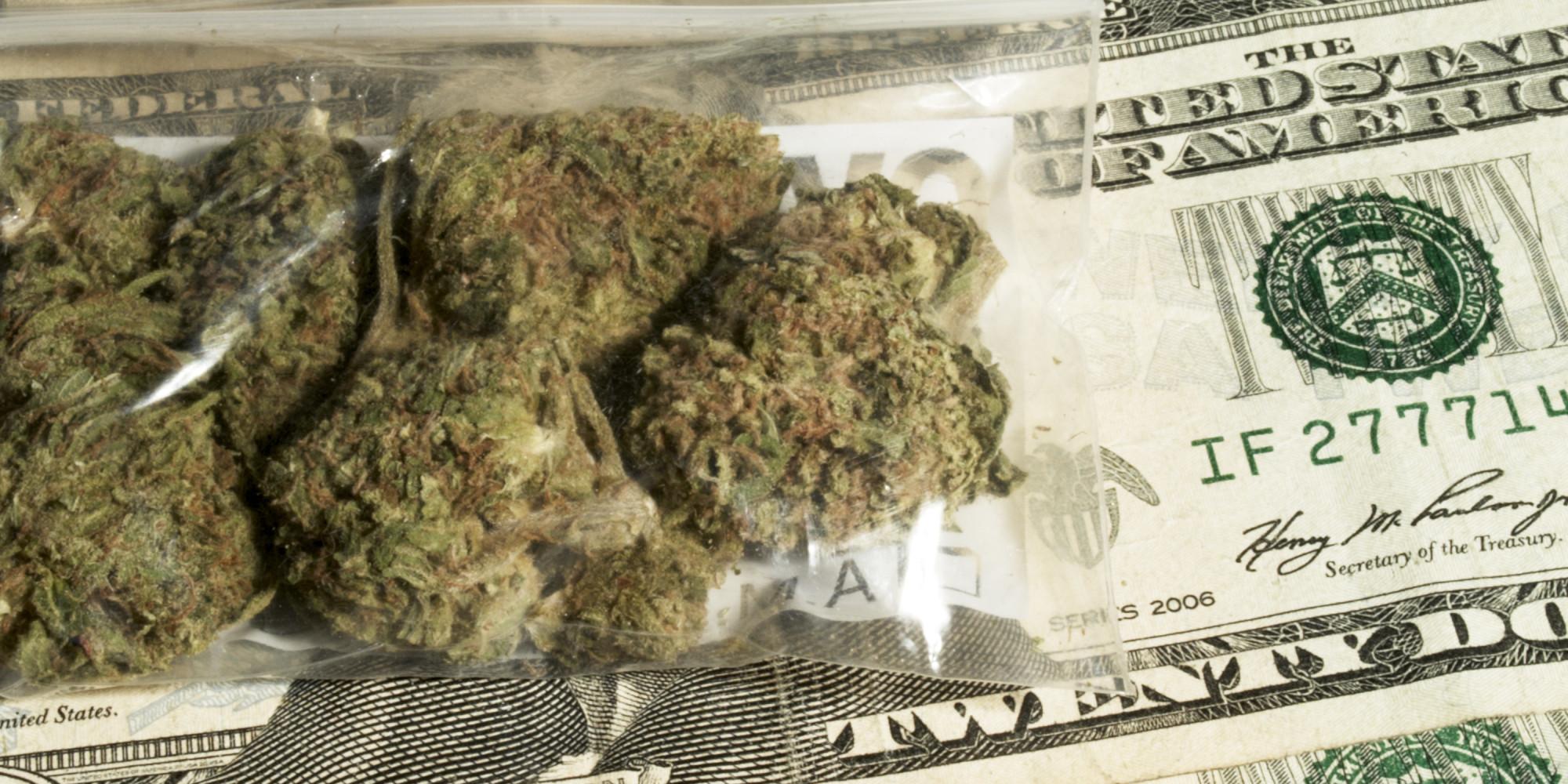 Legalized Pot Washington State