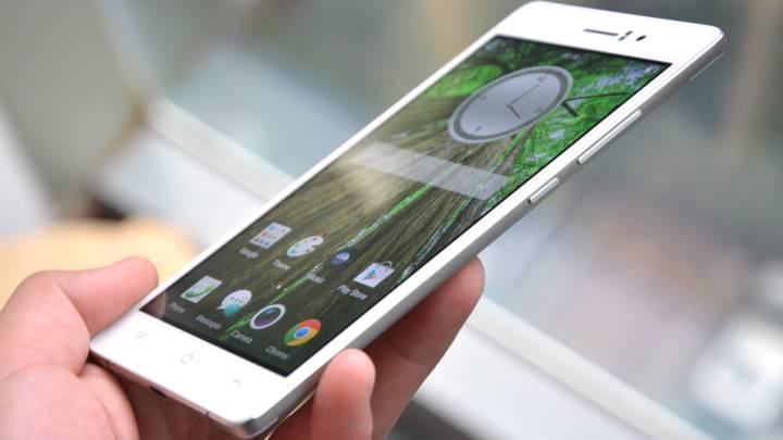 World's Thinnest Smartphone Oppo R5