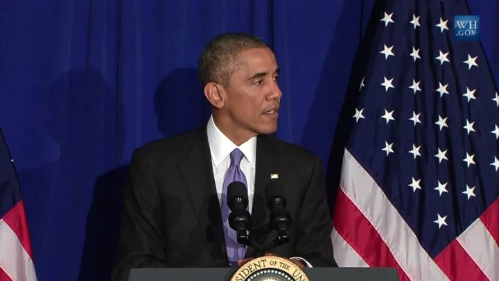 Obama on Credit Card Security