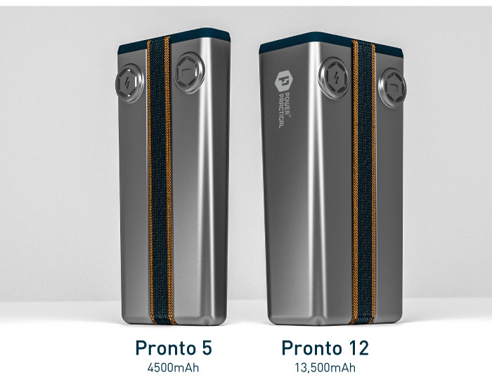 Kickstarter Pronto 5 and 12