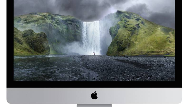 iMac with Retina 8K Display