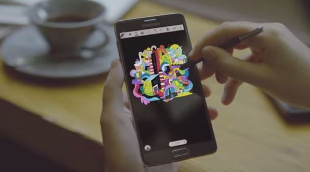 %name Video: Samsung shows how the Galaxy Note 4 will bring out your inner Picasso by Authcom, Nova Scotia\s Internet and Computing Solutions Provider in Kentville, Annapolis Valley