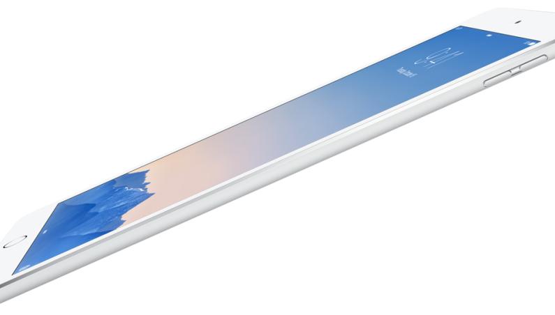 Apple iPad Air 2 Announced