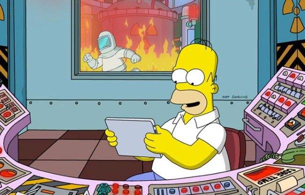 The Simpsons World App FXX