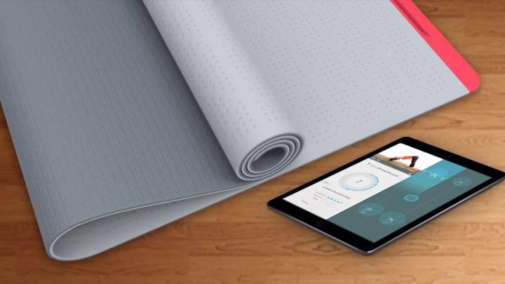 Indiegogo SmartMat Smart Yoga