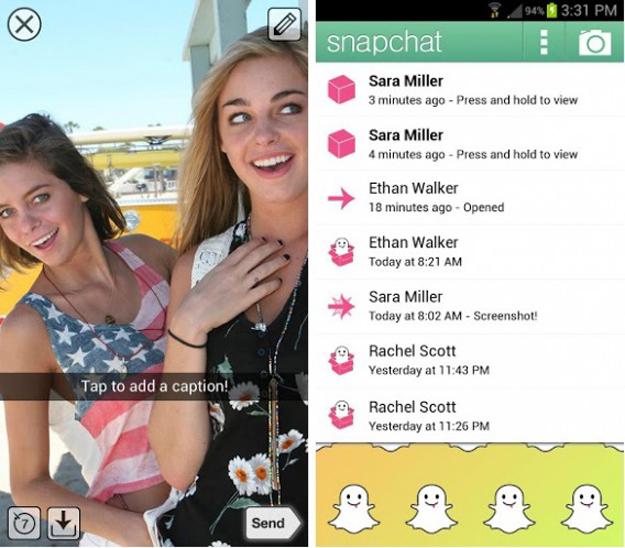 Snapchat Scott Forstall
