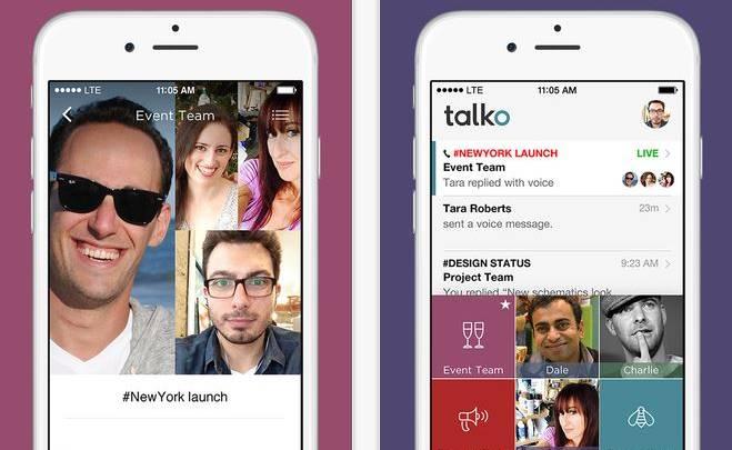 Best Free iPhone Apps Talko