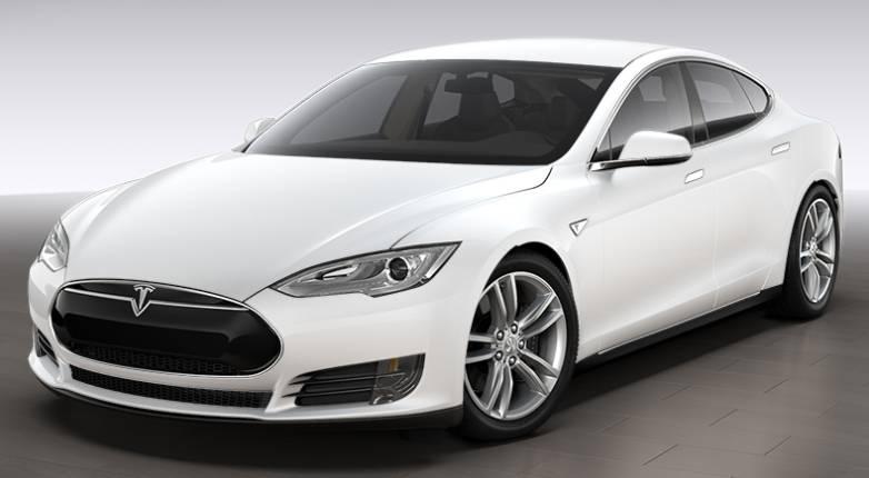 Tesla Model S Vs. Lamborghini
