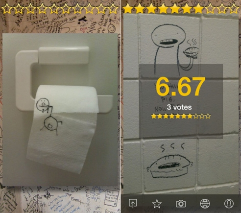%name This hilarious iPhone and Android app was designed to be used on the toilet by Authcom, Nova Scotia\s Internet and Computing Solutions Provider in Kentville, Annapolis Valley