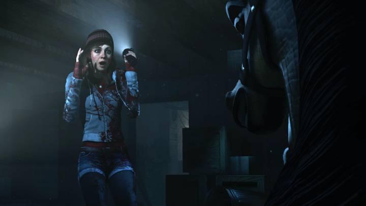 Until Dawn PS4 Reaction Video