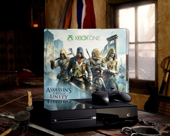 %name The latest Xbox One bundle contains two free Assassin's Creed games by Authcom, Nova Scotia\s Internet and Computing Solutions Provider in Kentville, Annapolis Valley