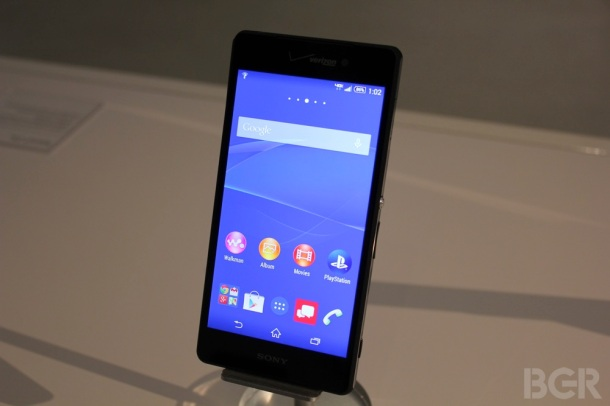 %name Hands on with Sony's Xperia Z3v, the phone that dares not innovate by Authcom, Nova Scotia\s Internet and Computing Solutions Provider in Kentville, Annapolis Valley