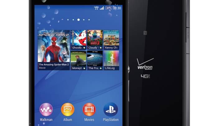 Sony Xperia Z3 Announced