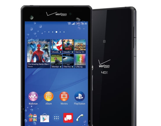 %name Sony unveils its 'premium' new Xperia Z3v by Authcom, Nova Scotia\s Internet and Computing Solutions Provider in Kentville, Annapolis Valley