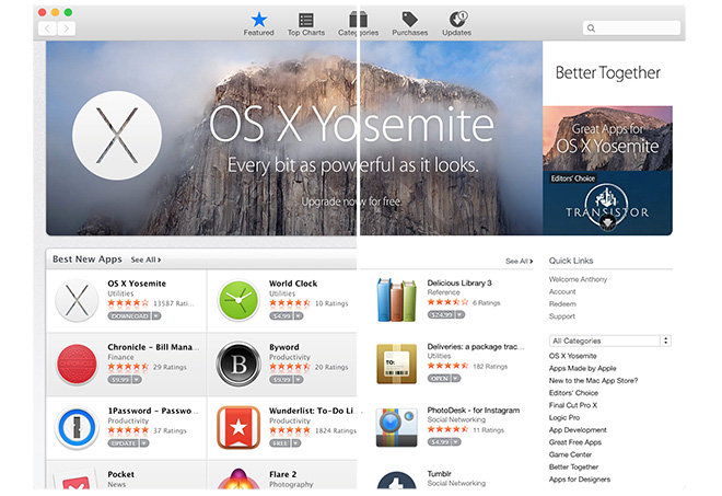 Mac App Store Download