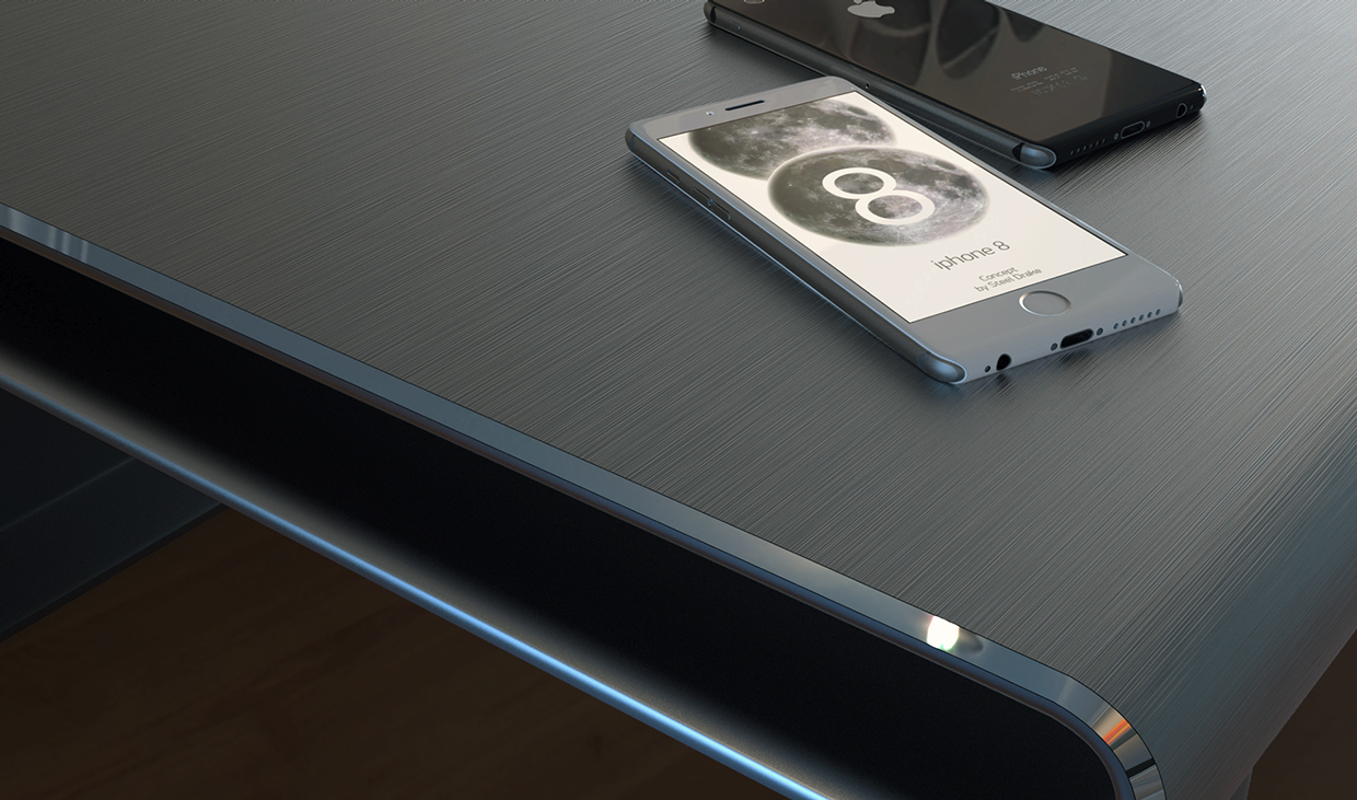 iphone 8 photos concept shows the gorgeous iphone of the