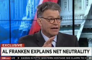 Al Franken Net Neutrality Video