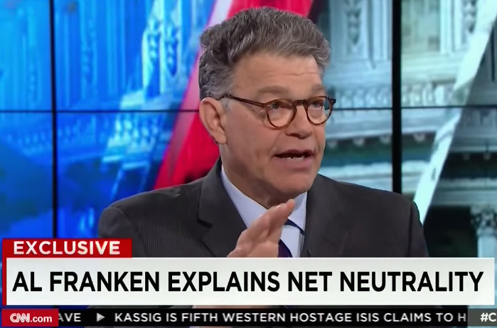 Al Franken Net Neutrality Video
