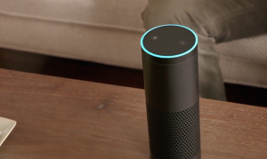 Amazon Echo Taken Over