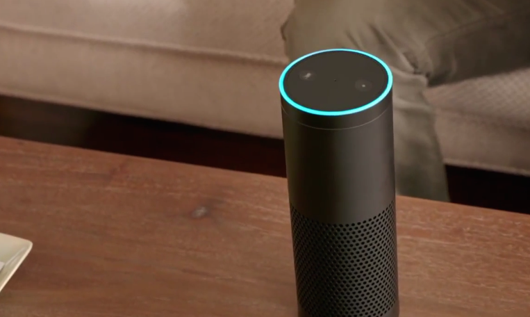 Amazon Echo Taken Over