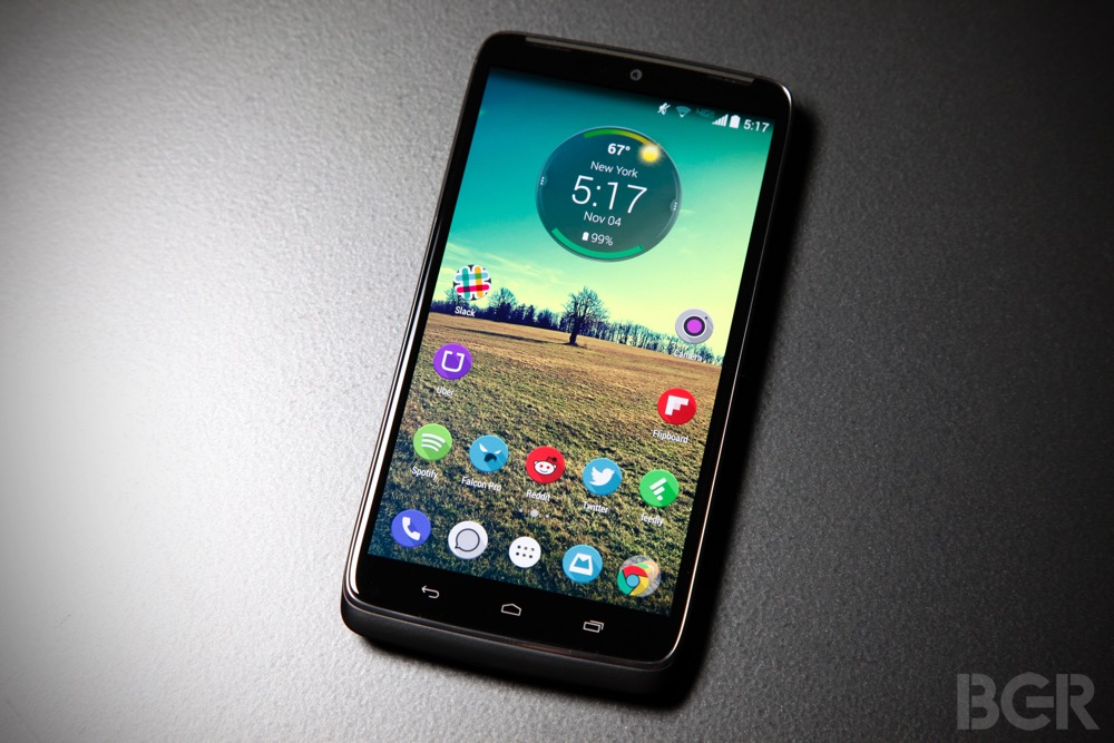 Moto X and Moto G Android 5.0 Lollipop