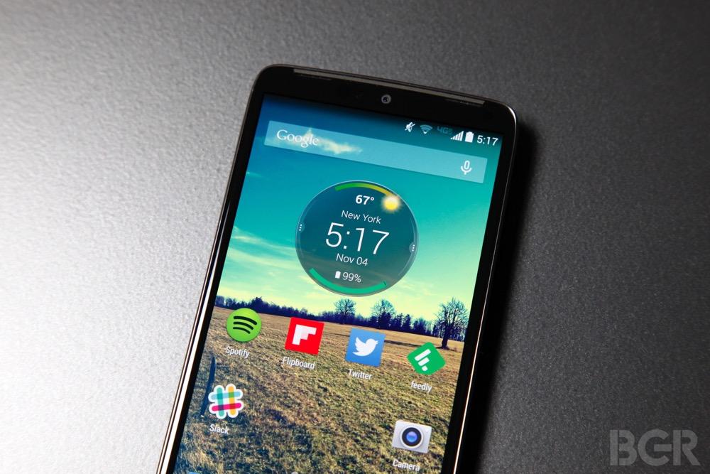 Moto X 2015 Specs Features