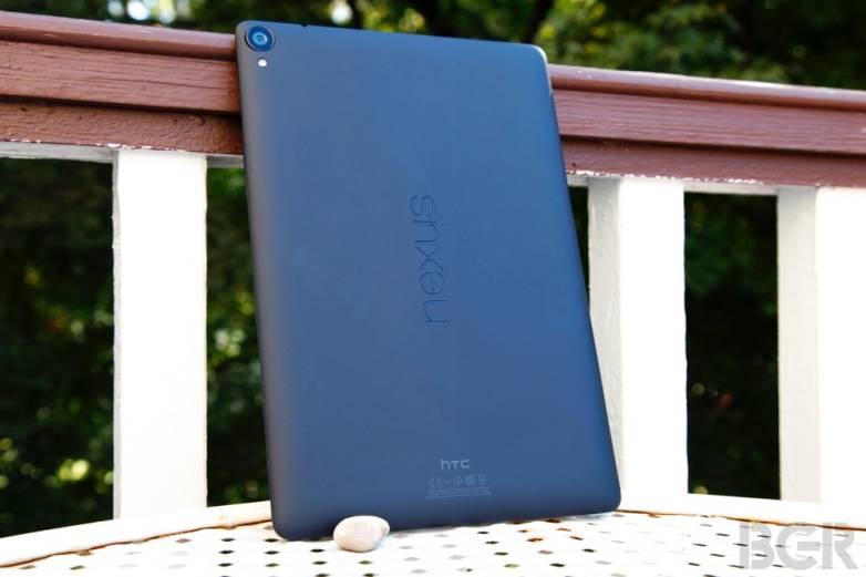 Nexus 9 Design Flaw